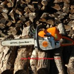 Beat Stihl my heart or why I love my chainsaw.
