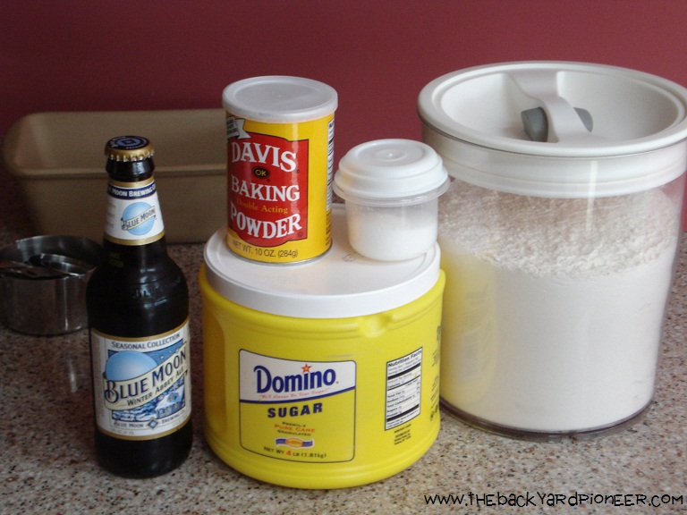 Beer Bread: Quick, Easy, and Delicious – 3/5/12