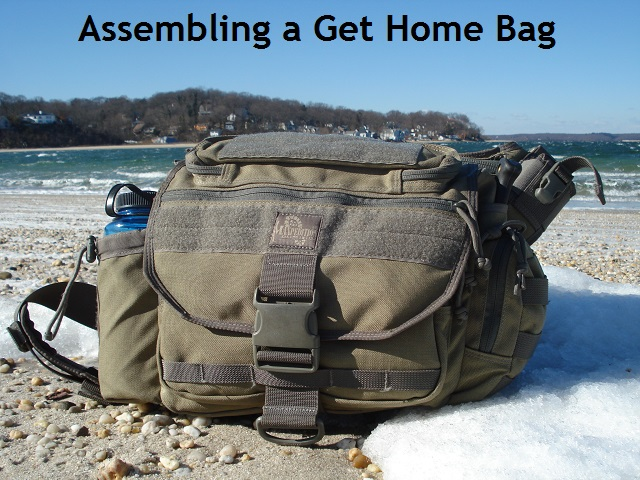Assembling a Get Home Bag