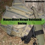 Maxpedition Mongo Versipack- Gear Review