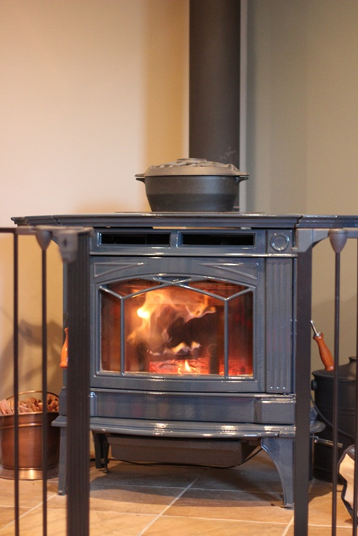My ... - The Economics Of Heating With Wood