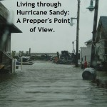 Living through Hurricane Sandy