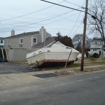 The Scars of SuperStorm Sandy