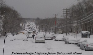 Preparedness Lessons from Blizzard Nemo