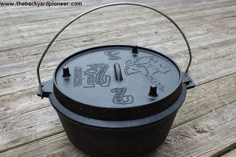 Dutch Oven Cooking: Shot and a Beer Beans