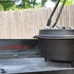 Camp Chef 38″ Dutch Oven / Camp Table: A Gear Review