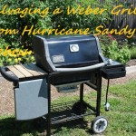 Salvaging a Weber Grill from Hurricane Sandy Debris
