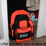 Nitro-Pak Executive Backpack 72 Hour Kit: A Gear Review