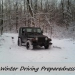 Winter Driving Preparedness