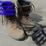 Prepper PPE : Boots, Gloves, and Glasses