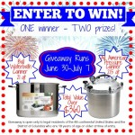 Home Canning And Preserving Giveaway