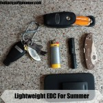 Lightweight EDC For Summer