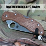 Spyderco Delica 4 FFG Review