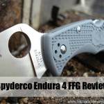 Spyderco Endura 4 FFG Review