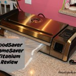 FoodSaver GamerSaver Titanium Review