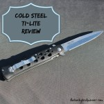 Cold Steel Ti Lite Review