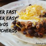 Huevos Rancheros, Fast And Easy
