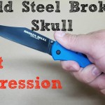 Cold Steel  Broken Skull First Impression