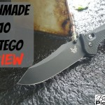 Benchmade 810 Contego Review