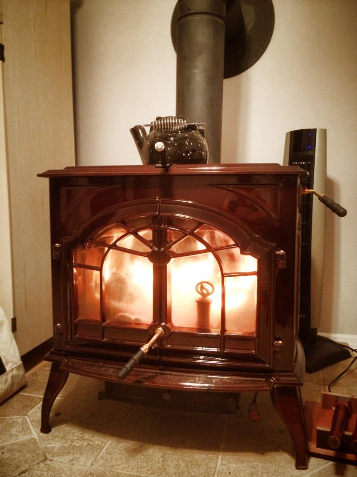 The Backyard Pioneer And Wood Burning Stoves